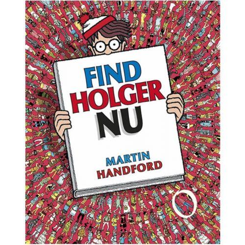 Find Holger nu - Børnebog