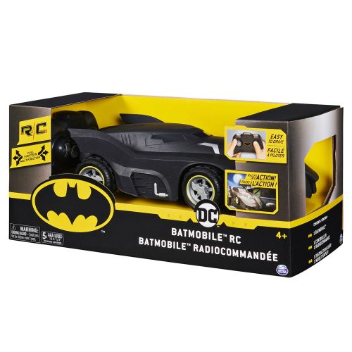 Fjernstyret Batman DC R/C 1:24 Batmobile