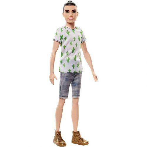 Barbie Fashionistas Ken dukke - Cactus Cool
