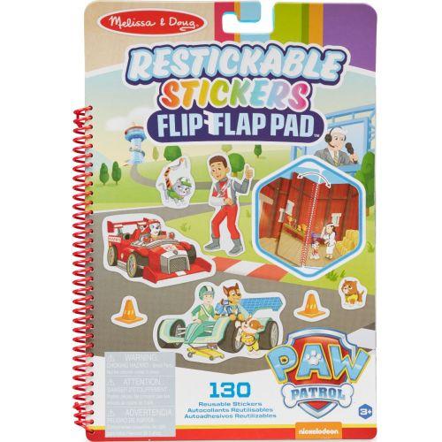 Melissa & Doug Paw Patrol -  Flip-Flap Pad Stickers - Classic Missions