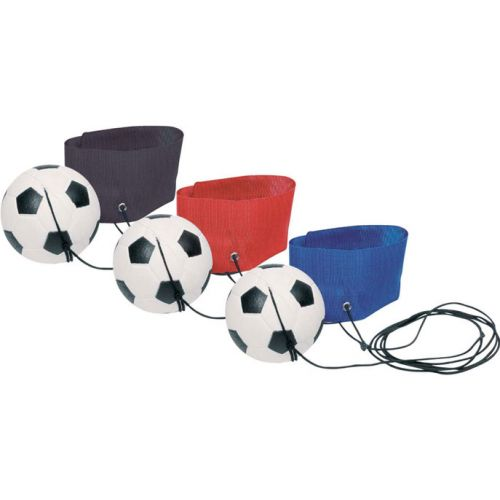 Fodbold m. snor - til ankel eller håndleddet - Assorterede
