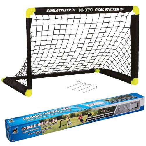 Vini Game Foldbart Fodbold Mål 90 x 59 x 61 cm.