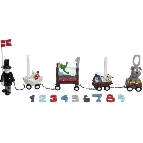 Kids By Friis H.C. Andersen fødselsdagstog - dreng
