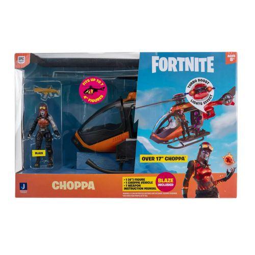 Fortnite Choppa - Helikopter