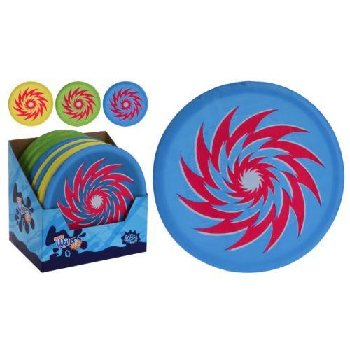 Frisbee 30 cm - Waterfun - Assorterede farver