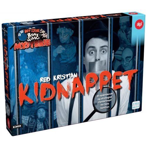 Ramasjang Kidnappet - Sjovt Alga spil