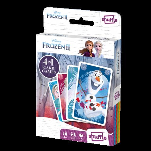Frost II 4-i1 kortspil