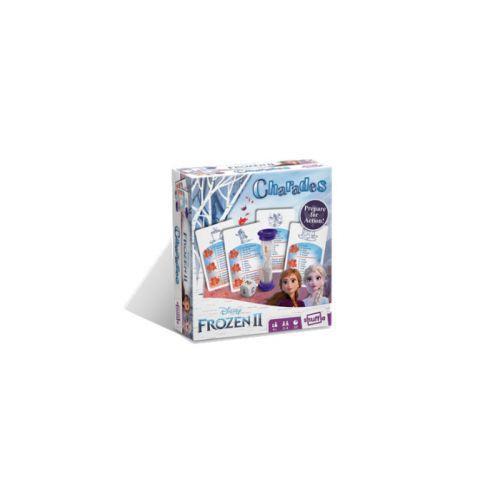 Frost 2 Gæt og Grimasser - kort spil