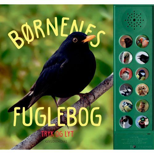 Børnenes Fuglebog - En bog med fuglestemmer for hele familien