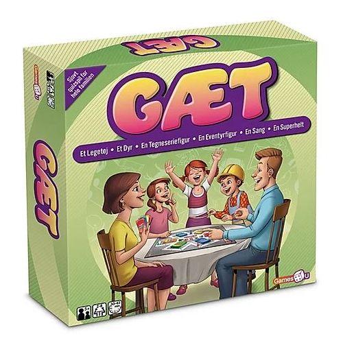 Games4U Gæt Quizspil - Familiespil
