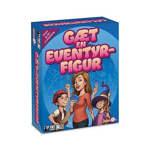 Games4U Gæt en Eventyr Figur