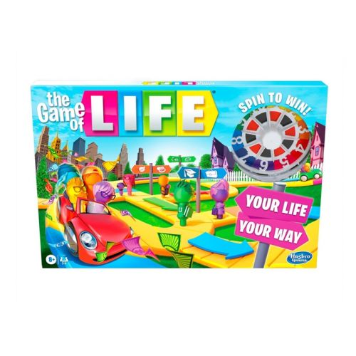 Game of Life Classic DK - Hasbro Spil