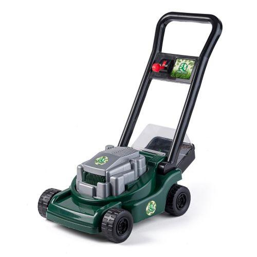 4-Kids Græsslåmaskine med græs