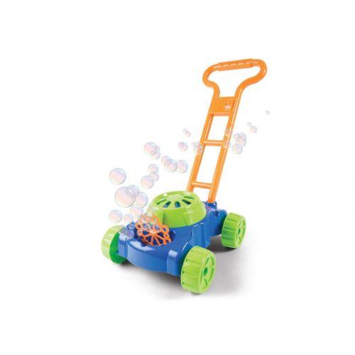 4-Kids Græsslåmaskine med Sæbebobler