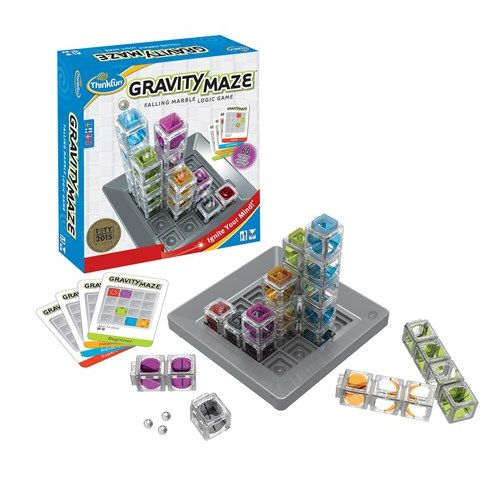 Thinkfun Gravity Maze - dansk udgave