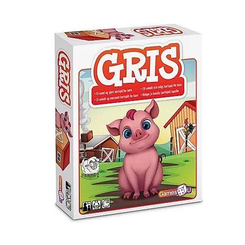 Games4U - Gris - Sjovt børnespil