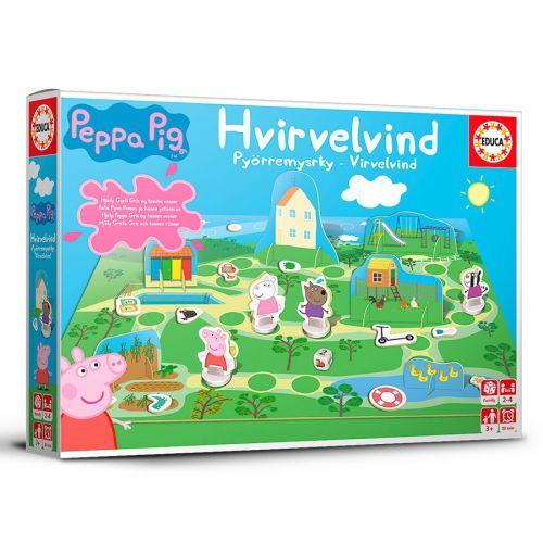 Gurli Gris Hvirvelvind Spil - Sjovt spil til børn