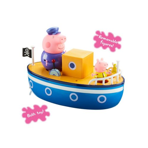 Gurli Gris - Bedstefar gris båd - badelegetøj