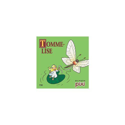 H.C. Andersen - Tommelise - Pixi bøger