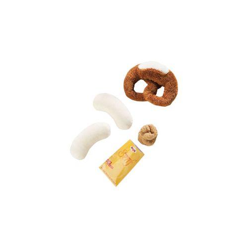 Haba Pretzel og pølse - legemad i stof
