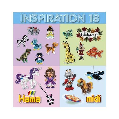 Hama inspiration 56 sider - inspirationshæfte 18