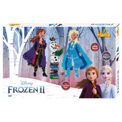 Hama Midi Gigant gaveæske - Disney Frost 2