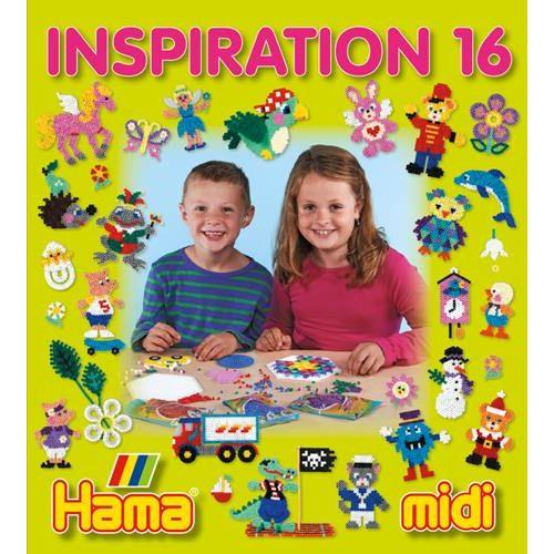 Hama inspiration, inspirationshæfte 16