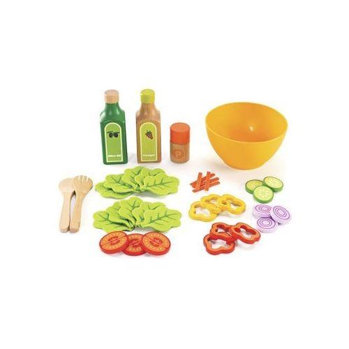 Hape Salatsæt - legemad i træ
