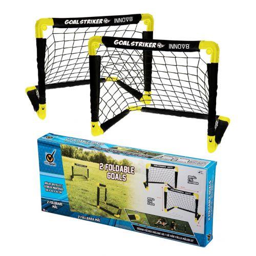Vini Game Foldbart Hockey Mål 50 x 44 x 44 cm - 2 stk.