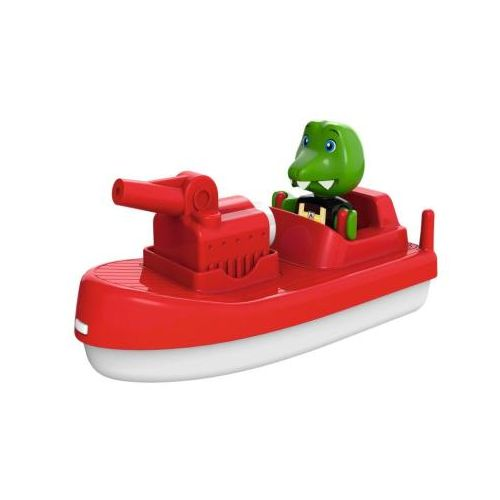 Aquaplay Brandbåd m. figur