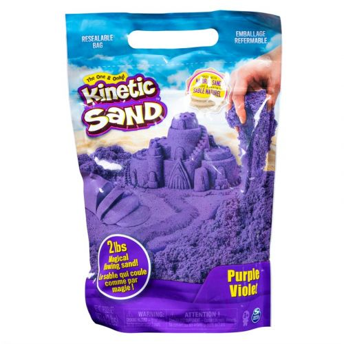 Kinetic Sand Pose - Lilla 900g