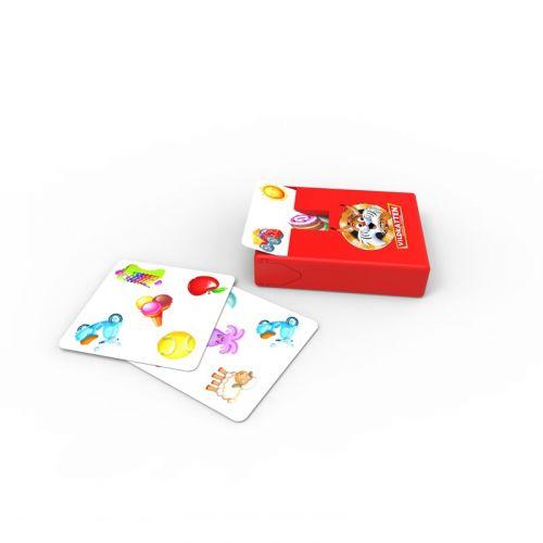 Vildkatten GO! Kortspil - Hurtigt og sjovt med 70 kort