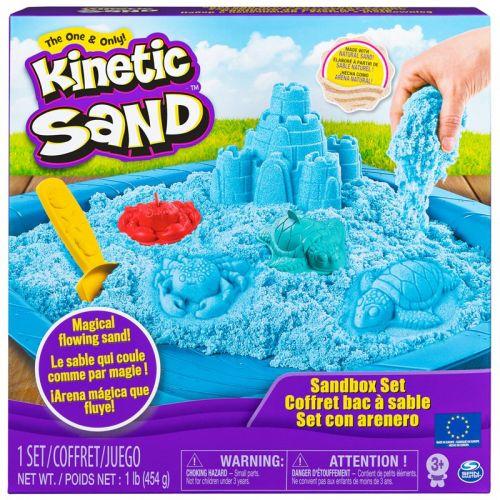Kinetic Sandkasse Sæt - Assorterede farver