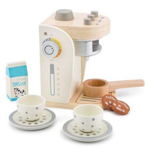 New Classic Toys Kaffemaskine i træ
