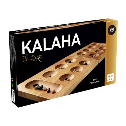 Kalaha i træ fra Alga