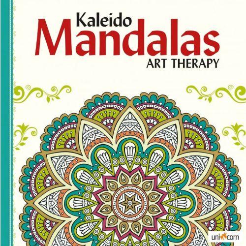 Mandalas - Kaleido Hvid