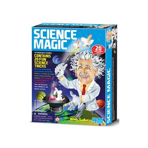KidzLab Videnskabelig Magi - Magisk leg