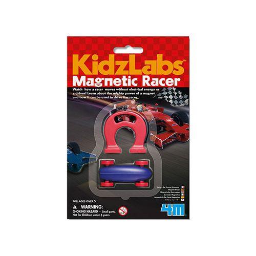 KidzLabs Magnetisk Racer bil - assorterede
