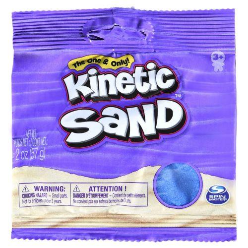 Kinetic Sand Pose 57 gr. - Blå