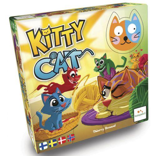 Kitty Cat Huskespil - Børnespil