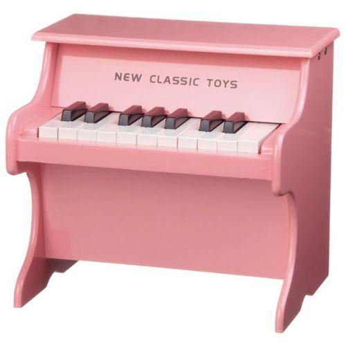New Classic Toys Børneklaver/piano lyserødt