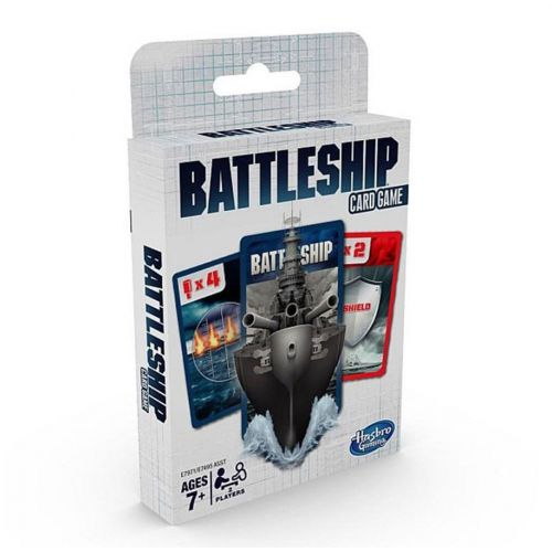 Kort Spil Sænke slagskibe/Battleship - Hasbro Spil