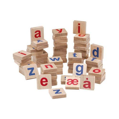 Krea små bogstaver til magnet tavle - 2 cm