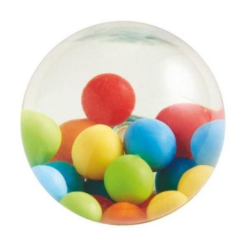 Haba bold m. vand og farverige bold