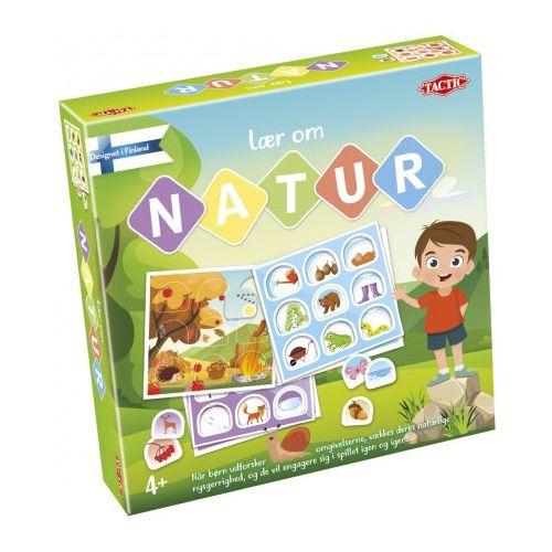 Lær om Natur - børnespil fra Tactic