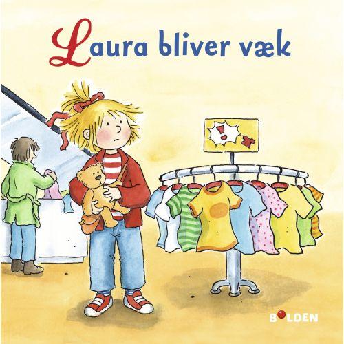 Laura bliver væk - Børnebog