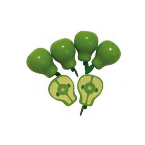 Magni pære m. magnet - legemad i træ