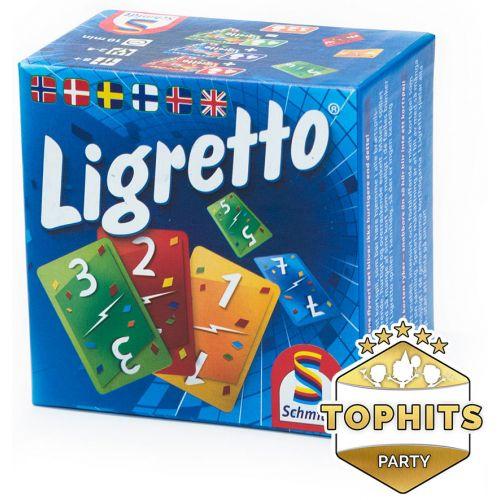 Ligretto - Sjovt Kortspil for alle