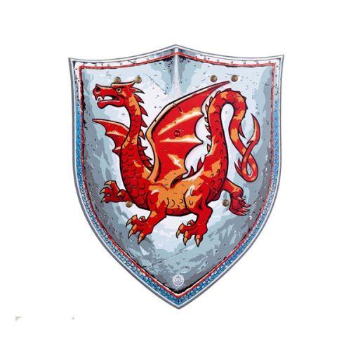 Liontouch Amber Dragon Skjold