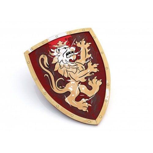 Liontouch  Noble Knight Skjold Rød